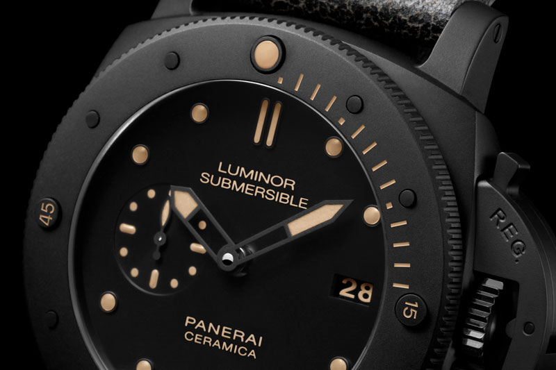 Panerai submersible replica watches